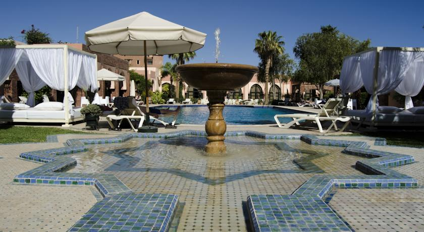 karam palace : 1 nuit en chambre double avec petit déjeuner à hotel karam palace a seulment 550Dh au lieu de 850Dh !!!