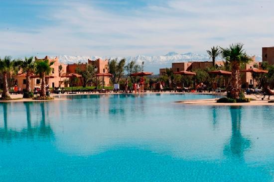 ryads parc and spa  : une nuit pour 2 personne + 2 enfants dans une chambre double en  All Inclusive (petit Déjeuer, Déjeuner et Diner )  à marrakech ryads Parc and Spa à seulment  999 Dh!!!